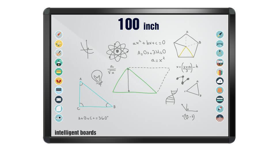 برد هوشمند 100 اینچ سی تاچ