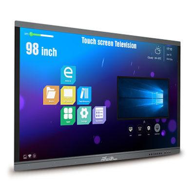 تلویزیون لمسی تاچ اسکرین 98 اینچ