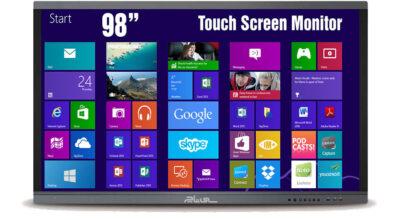 98 inch Interactive Monitors