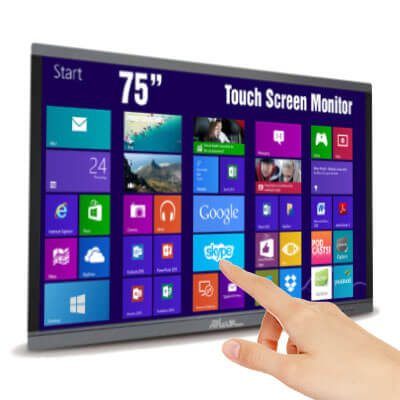 Interactive Monitors 75 inch 1