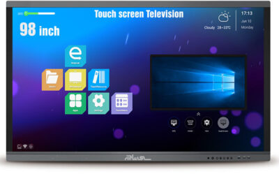 Touch screen televisions 86 inch 2