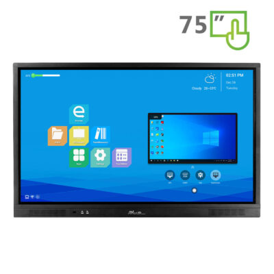 touch monitor 75 inches