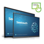 touchscreen 100 inch monitor
