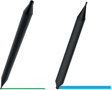 قلم های پشتیبانی