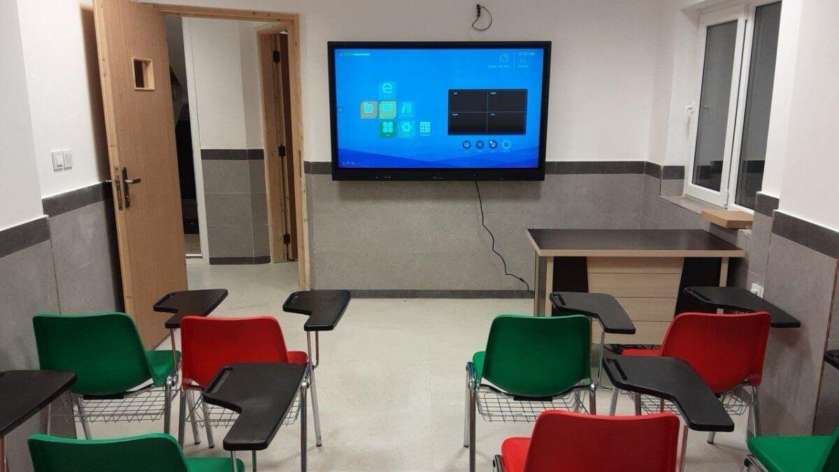 Samrt school